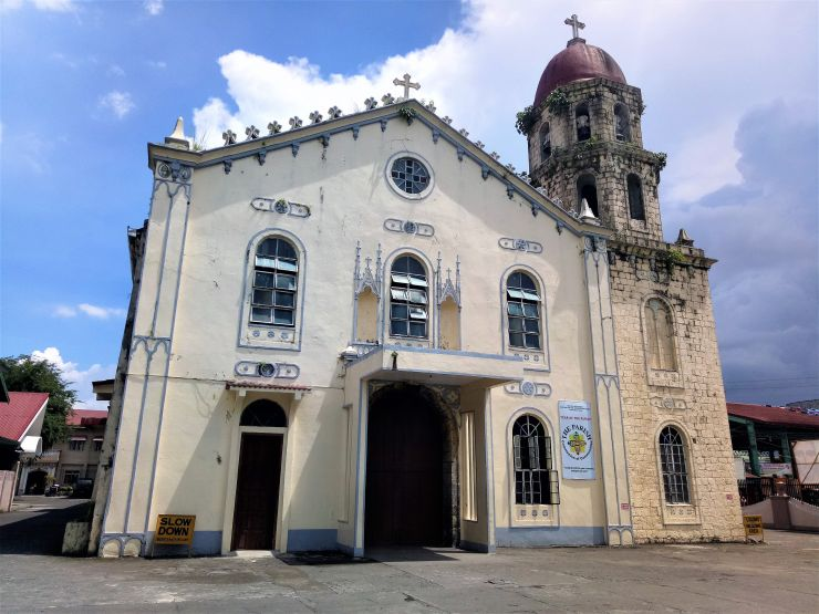 Our Lady of the Assumption Parish_GUINOBATAN