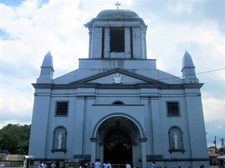 Saint Gregory the Great Cathedral_LEGAZPI CITY