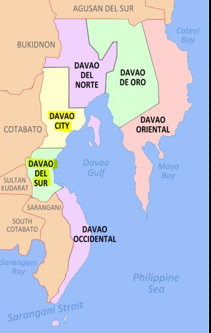 REGION XI DAVAO