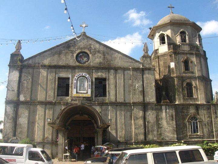 Silang church