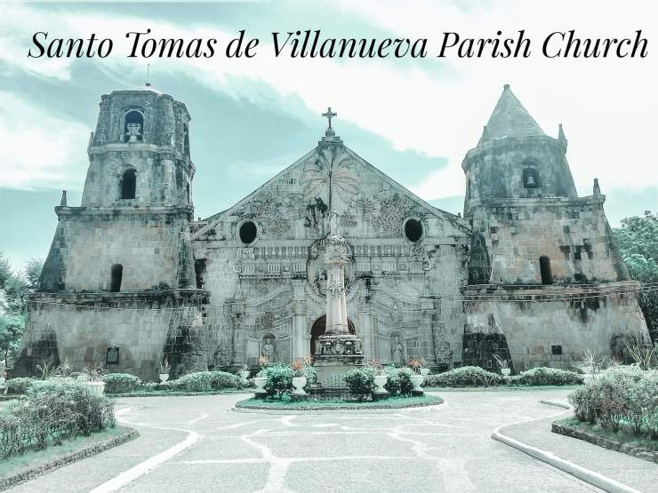 World Heritage_Miagao Church