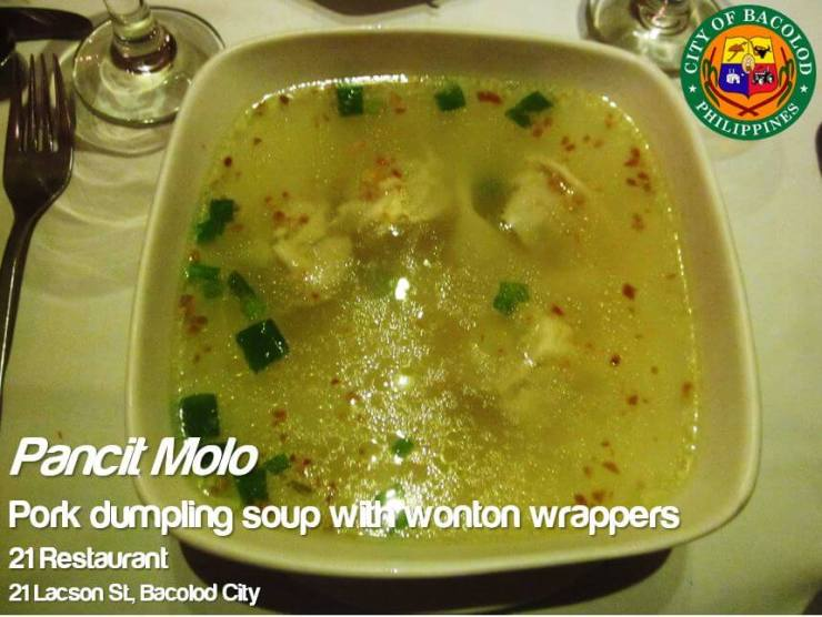 BACOLOD CITY_PANCIT MOLO