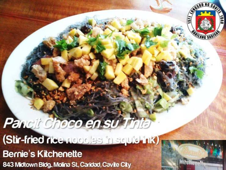 CAVITE CITY_PANCIT PUSIT
