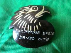 Ref magnet bought outside Philippine Eagle Center