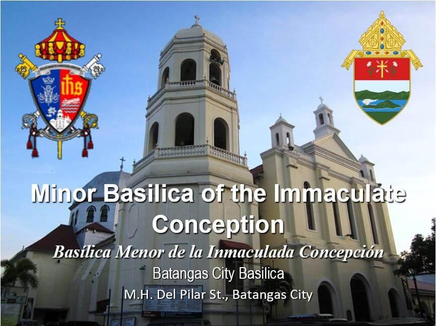 1batangas_Immaculate Conception Basilica