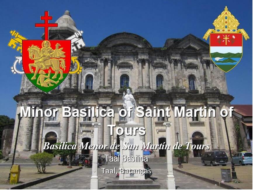 1batangas_taal St. Martin of Tours Basilica