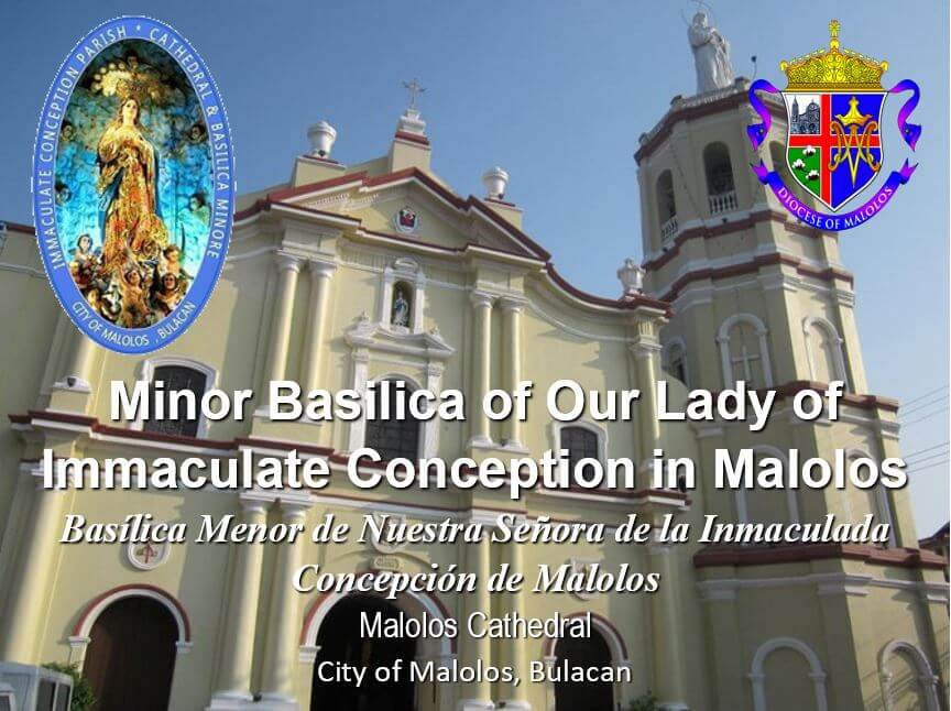 1bulacan_malolos Malolos Cathedral (Minor Basilica of Our Lady of Immaculate Conception)