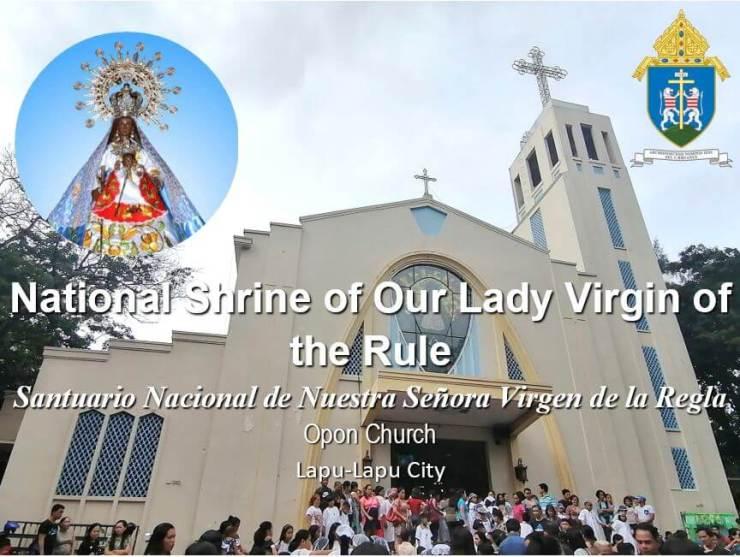 1cebu_national shrine of Nuestra Señora Virgen De La Regla