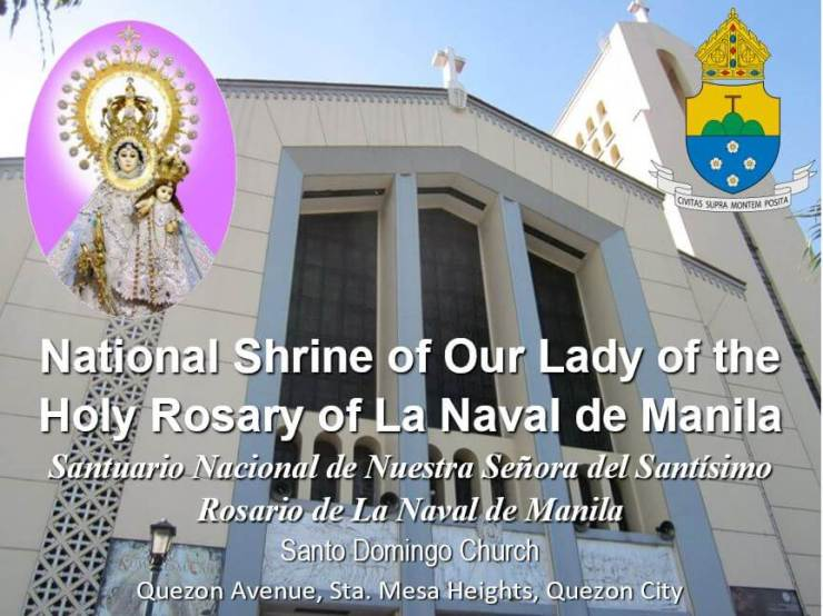 1cubao_quezon city_National Shrine of Our Lady of the Holy Rosary of La Naval de Manila