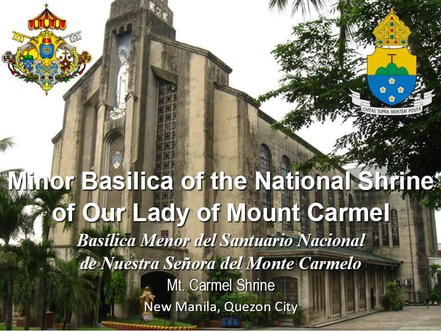 1cubao_quezon city_Our Lady of Mt. Carmel Parish