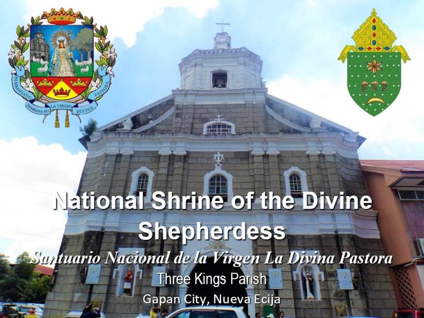 1gapan_National Shrine of La Divina Pastora