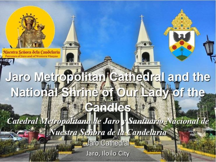 1jaro_Jaro Metropolitan Cathedral and the National Shrine of Our Lady of the Candles