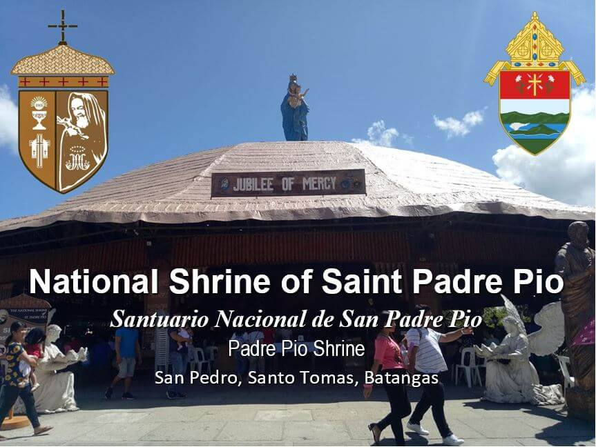 1lipa_Parish and National Shrine of Saint Padre Pio