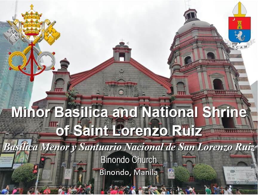 1manila_Basilica of San Lorenzo Ruiz (Binondo Church)_Minor Basilica and National Shrine of San Lorenzo Ruiz