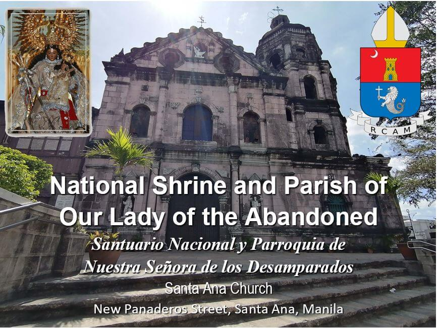 1manila_National Shrine and Parish of Our Lady of the Abandoned