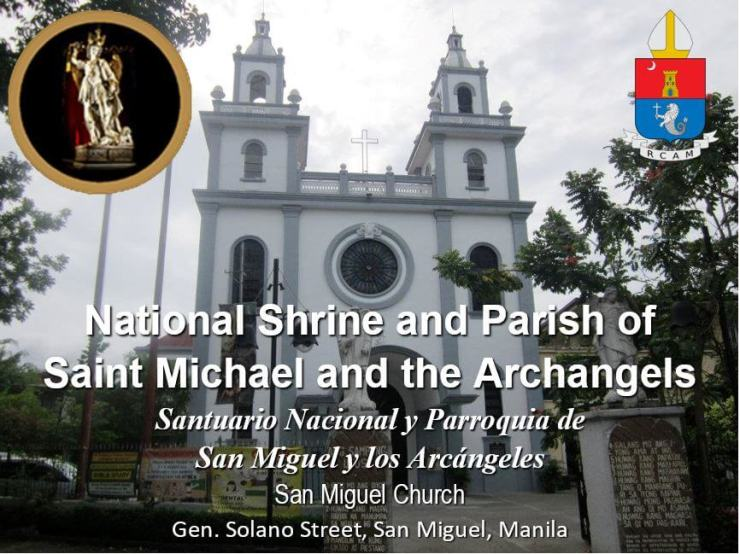 1manila_National Shrine of Saint Michael and the Archangels