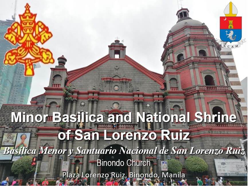 1manila_National Shrine of San Lorenzo Ruiz
