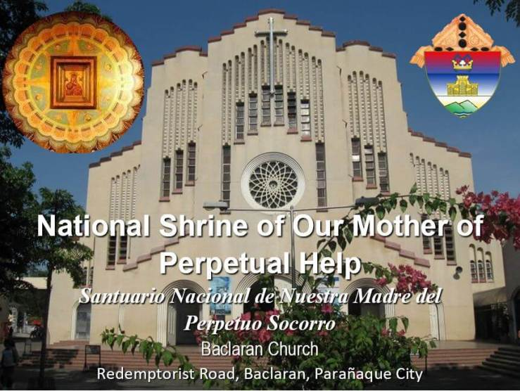 1paranaque_National Shrine of Our Mother of Perpetual Help