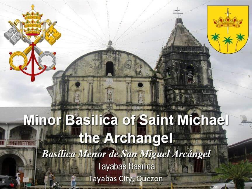 1quezon_tayabas city Minor Basilica of St. Michael The Archangel